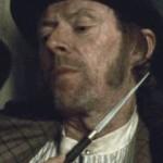 Ned Dennehy in Sherlock Holmes